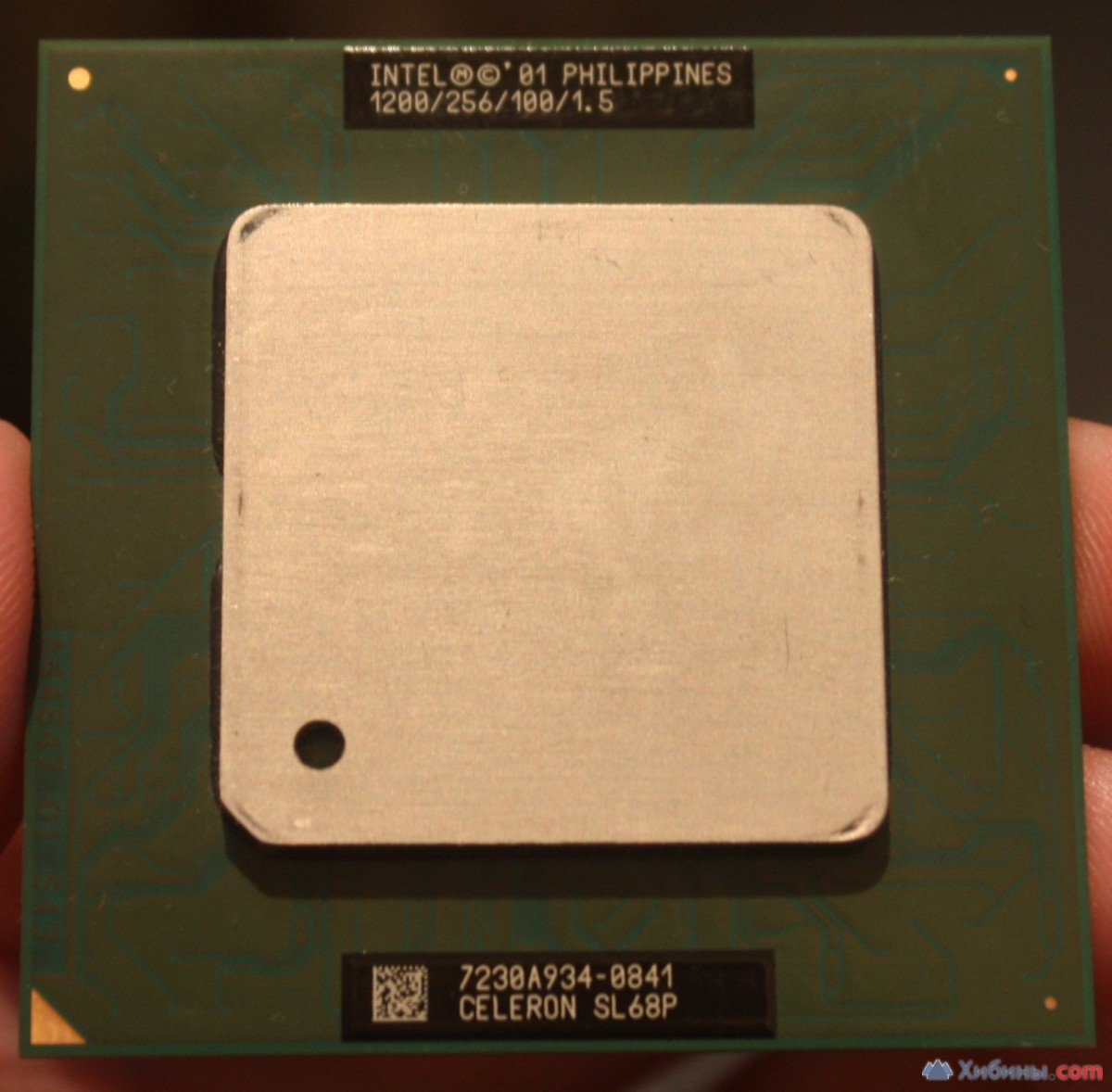 Процессоры Intel (Socket 370)