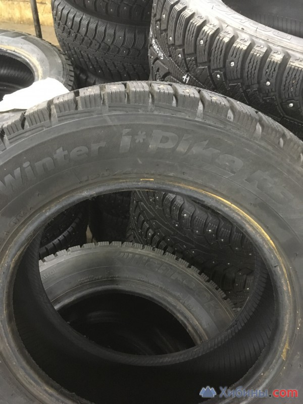 Hankook winter ipike RS 19565 R 15 4 шт