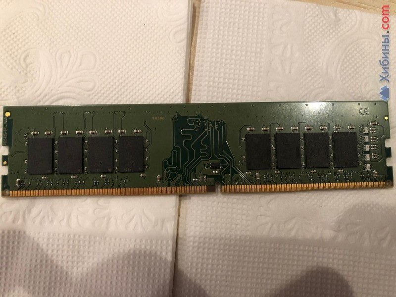 Kingston ValueRAM DDr4 16gb  1 плашка