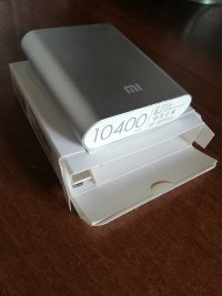 новый power bank xiaomi на 10400 mAh