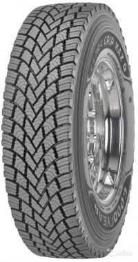 Ведущие Goodyear ultra grip MAX D 31580 R22.5
