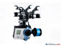 подвес Tarot T-2D Gopro Hero3 Two-axis Brushless Gimbal