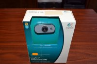 Вебка Logitech Webcam C100