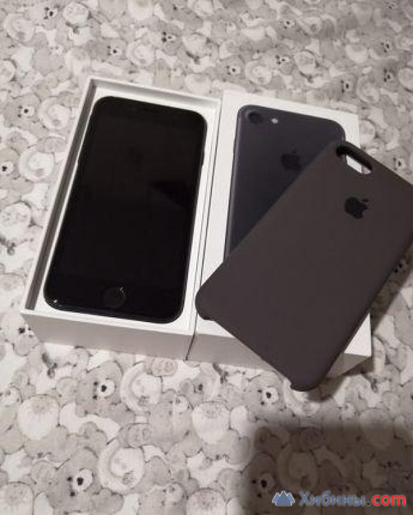 iPhone 7 256gb Matte Black