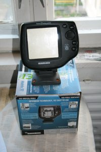эхолот humminbird matrix 37