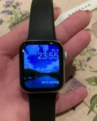 Apple Watch 5 40mm Silver