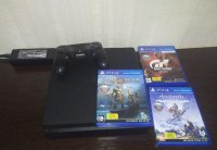 Sony PS4 slim 1Т