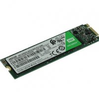 M2 WD green 480 gb