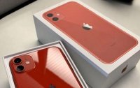 Телефон iPhone 11 red