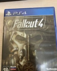Fallout 4 на playstation 4