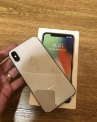 iPhone X 256gb white