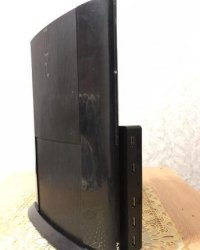 Ps3 super slim 500gb. Прошитая