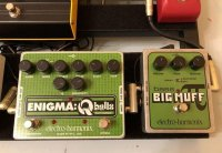 EHX Enigma QBalls Envelope Filter for Bass