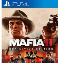 Mafia: Definitive Edition для PS4