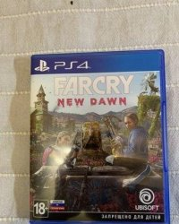 Игра для ps4 far cry new dawn