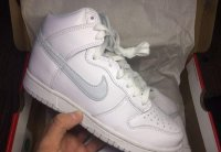 Nike Dunk High SP Pure Platinum 5,5us