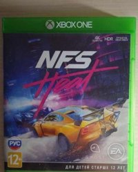 Need For Speed Heet диск для Xbox One