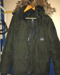 Canada goose mens expedition parka куртка парка