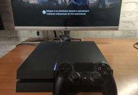 PlayStation 4 + игры