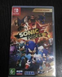 Sonic Forces(Nintendo Switch)