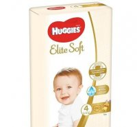 Подгузники Huggies Elite Soft 4 8-14кг 66шт