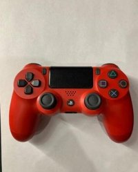 Геймпад PlayStation Dualshock 4 Magma Red Ver.2 кр