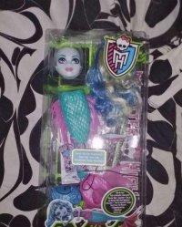 Кукла Monster High create your monster
