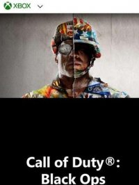 CallofDuty Black OpsColdWar Ultimate edition xbox