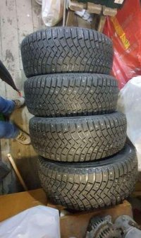 Michelin Latitude X-ICE north 2 lxin2 23555 R19
