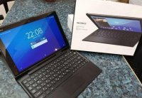 Sony xperia z4 tablet keyboard