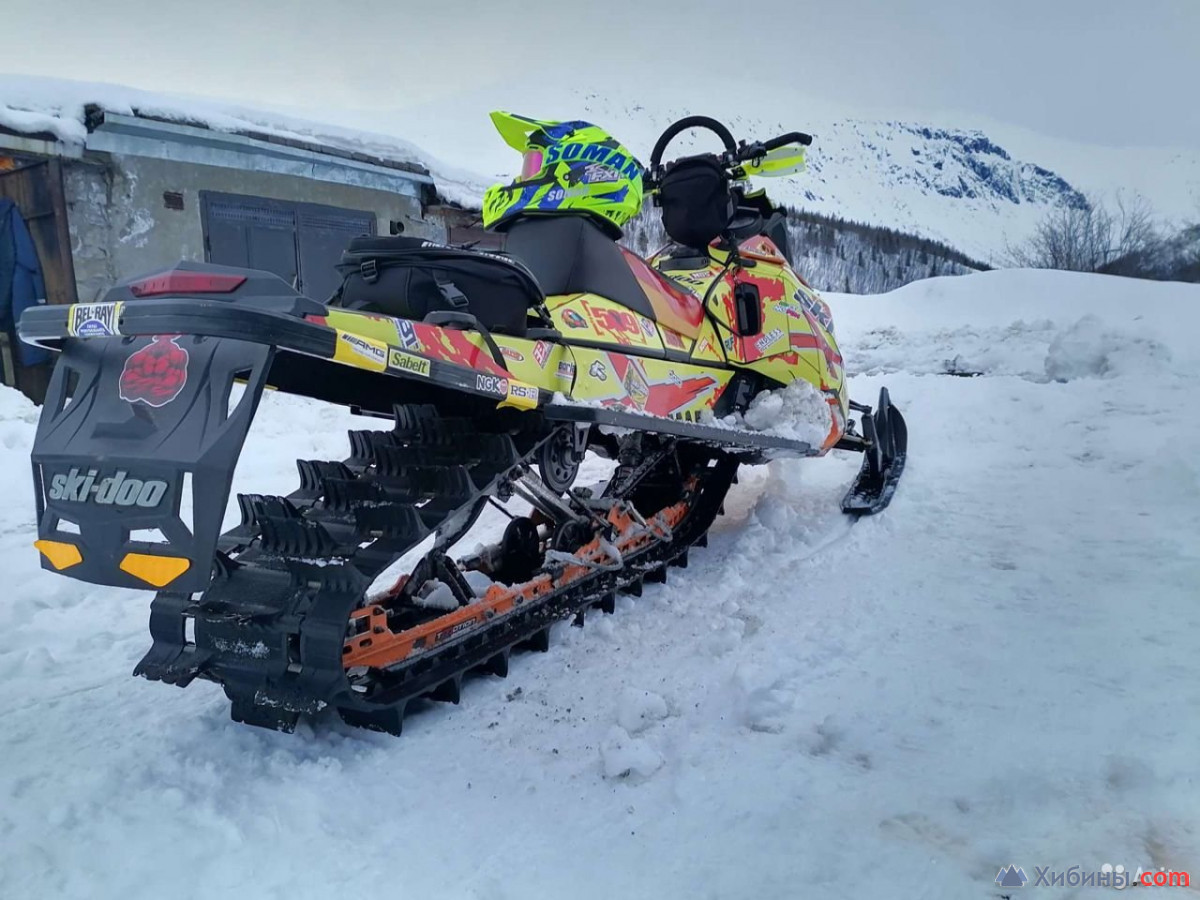 Ski doo Summit